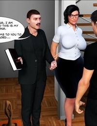 Crazy Dad Mother - Desire Forbidden 8 - part 3