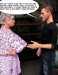 Pigking Old Woman - part 2
