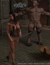 Amazons-vs-Monsters Close Allies - part 4