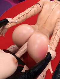 Serge3dx Futa Breeding Slave Ver.2 - part 2