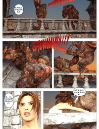 Galford9 Crypt Raider - Curse of Caritagua Tomb Raider Chinese BSARIEL个人汉化 - part 3