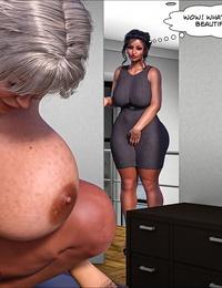 Crazy Dad 3D Mother꧇ Desire Forbidden 9 English