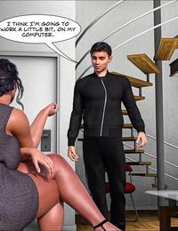 Crazy Dad 3D Mother꧇ Desire Forbidden 9 English - part 3