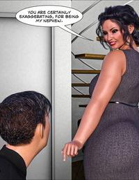 Crazy Dad 3D Mother꧇ Desire Forbidden 9 English - part 5