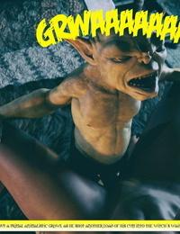 Redrobot3D Tales of Hallow - Goblin Layer - part 3