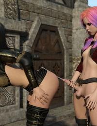 Kizaru3d Bailey and Delia 2 - part 3