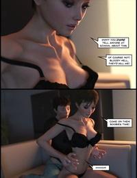 Sindy Anna Jones ~ The Lithium Comic. 02: Bodies in Orbit - part 3