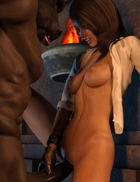 Eclesi4stik Zoey Arcer and the Skull of Sapphire - part 3