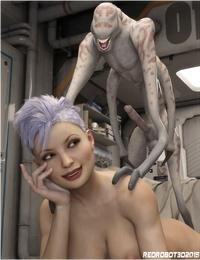 RedRobot3D Interspecies Communication - part 3