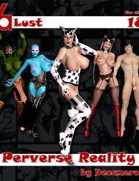 decaMeron X Eva Lust - Ch. 1: Perverse Reality