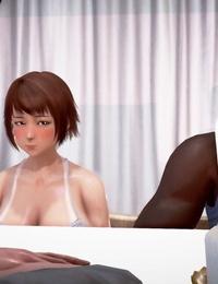 vagtry 【NTR】我怀疑女朋友出轨,但是我没吭声 - part 5