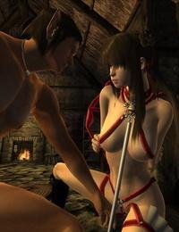 Oblivion Sexdarkness XLovers