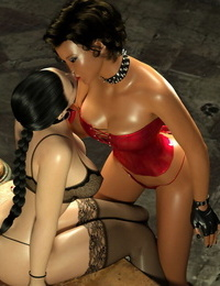 Bobbytally The Wondeful Sexlife of Maya & Megan 1 - 4 - part 3