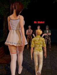 Cured - Mini Giantess comics - Chapter 2 Sexy Beach Premium Resort
