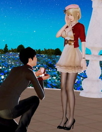 Magical Angel in Pantyhose 魔法天使的絲襪事 Chapter 8 Extra - My Pantyhose is Raped by Other Man..