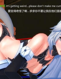 Brother3 凌辱擂台 Arknights Chinese- English - part 3