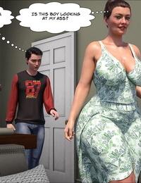 Crazy Dad 3D The Grandma 9 English - part 4
