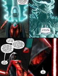 darthhell Talon X Star Wars