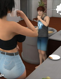 CrazyDad3D Dear Older Sister 1 Spanish - Amada Hermana Mayor 1 - part 2