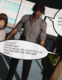 Denden-dou Shikai Ge Remake 3D Episode.2 Eng Ver. - part 2