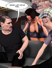 Crazy Dad 3D Foster Mother 17 English - part 2