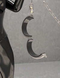 Lock-Master-Catwoman Captured 1 - part 4