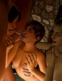 Resident Evil Hentai 3D