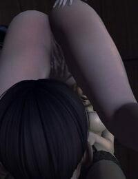 An unexpected visit part 3/5 erotic 3D english ver. Uncensored +18 3d hentai animation Ecchi Kimochiii
