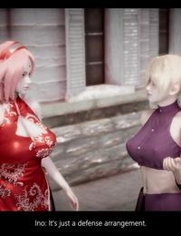The Fall of Konoha 01 - part 3